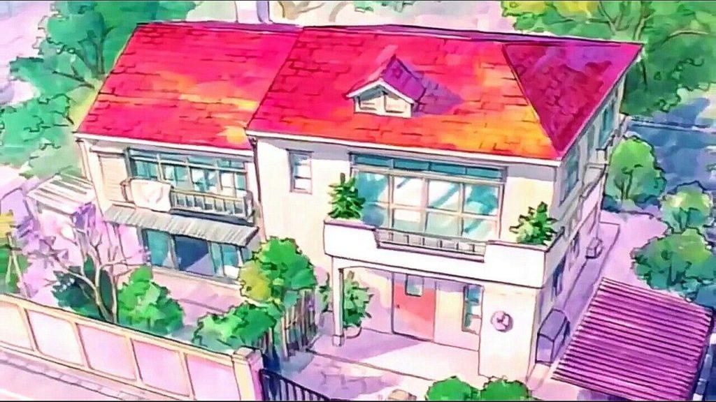 rumah sailor moon
