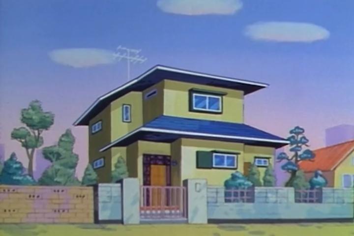rumah ninja hatori
