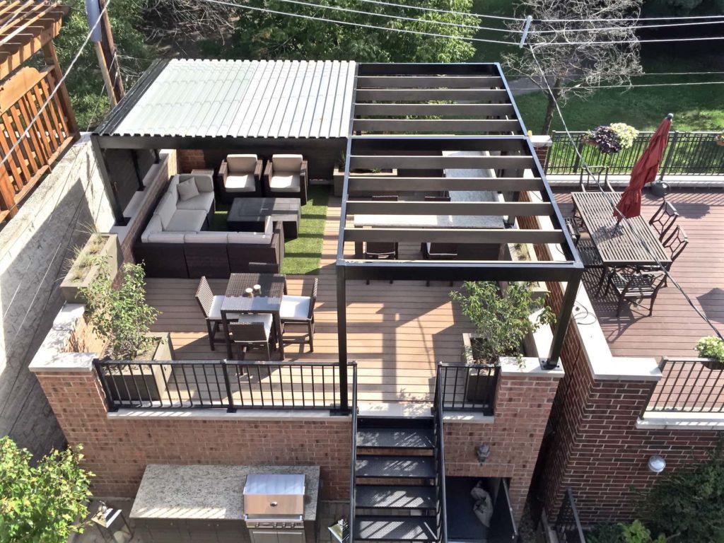 atap rooftop