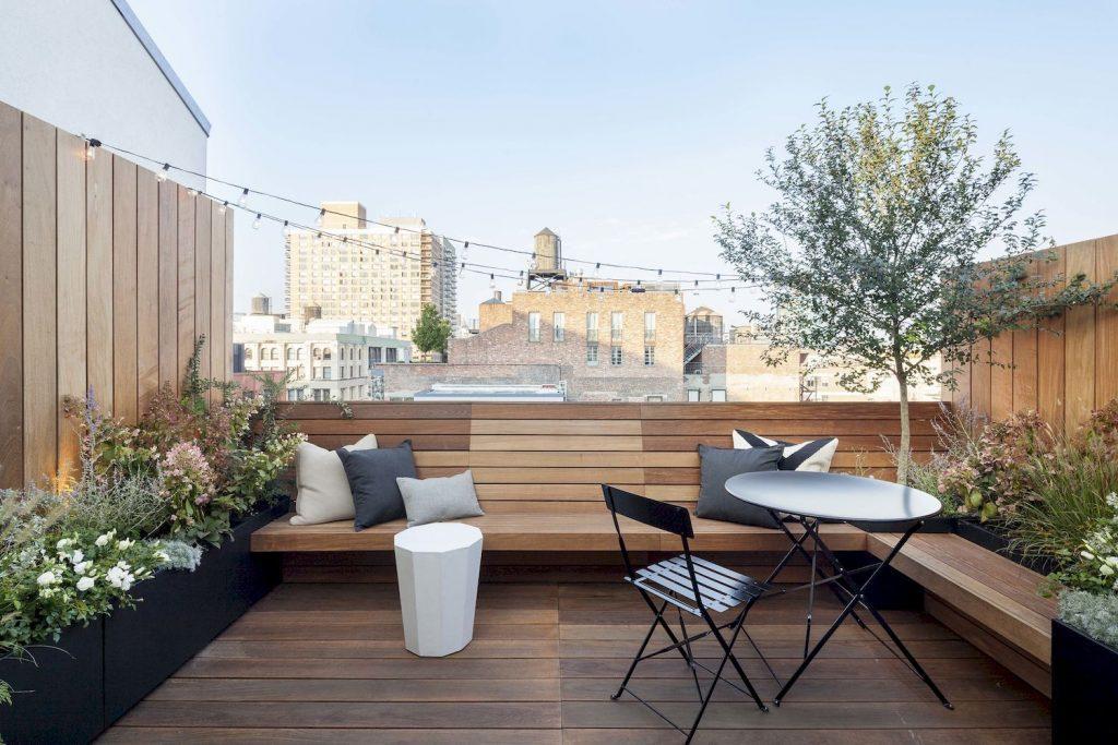 17 Desain Atap Rooftop Di Rumah Kecil, Kata Siapa Gak Bisa? | Rumah123.com