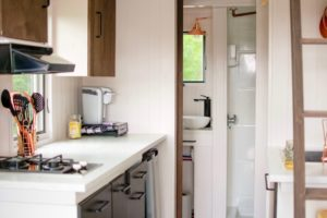 11 Contoh Dapur Minimalis Sederhana yang Mudah Ditiru di Rumah Kecil