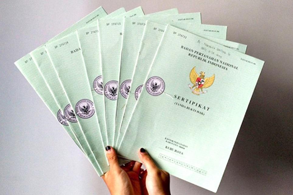 sertifikat hijau