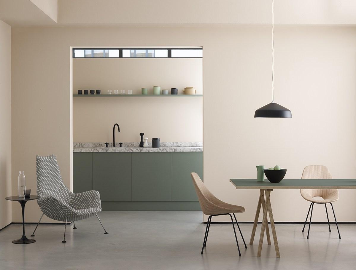 5 Desain Kitchen Set Minimalis Bergaya Japandi. Dapur Mungil Jadi Mewah!