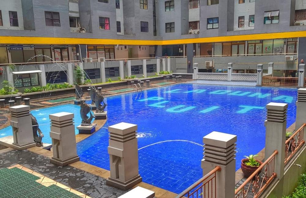 apartemen laguna pluit