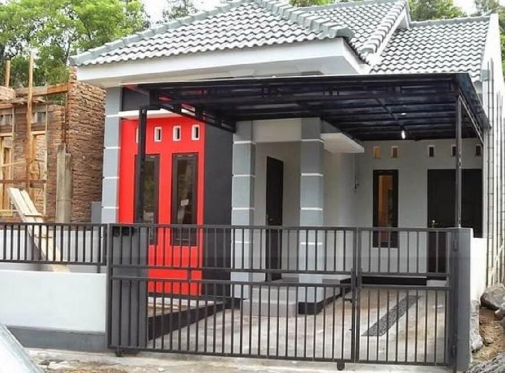 Permalink to Contoh 17+ Menarik Emper Rumah Minimalis
