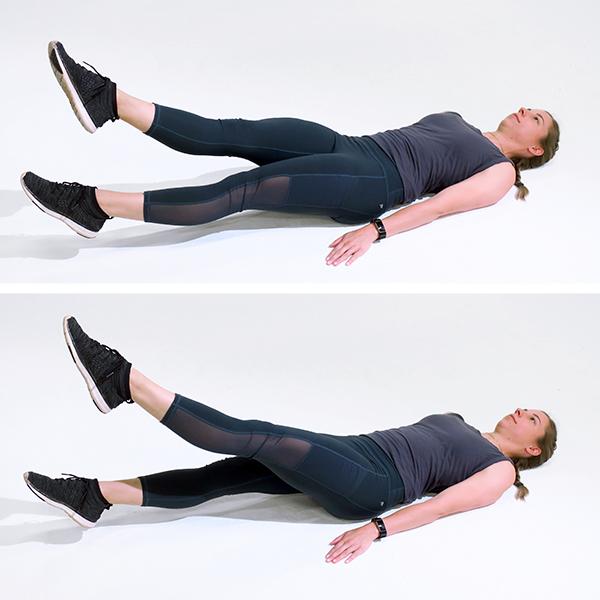 cara membentuk otot perut