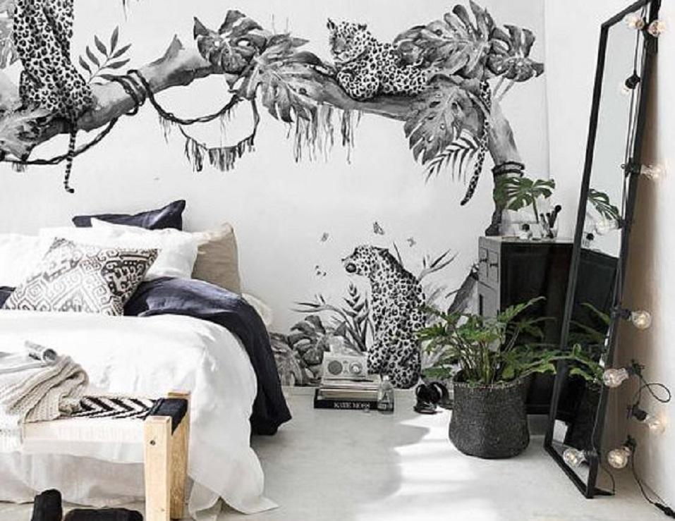Motif Wallpaper