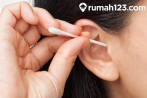 Cara Membersihkan Telinga yang Benar, Salah Sedikit Bisa Bikin Budek!