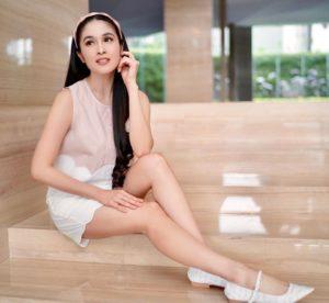 12 Foto Rumah Sandra Dewi | 4 Lantai, Punya Lobby dan Lift, Mirip Hotel Berbintang