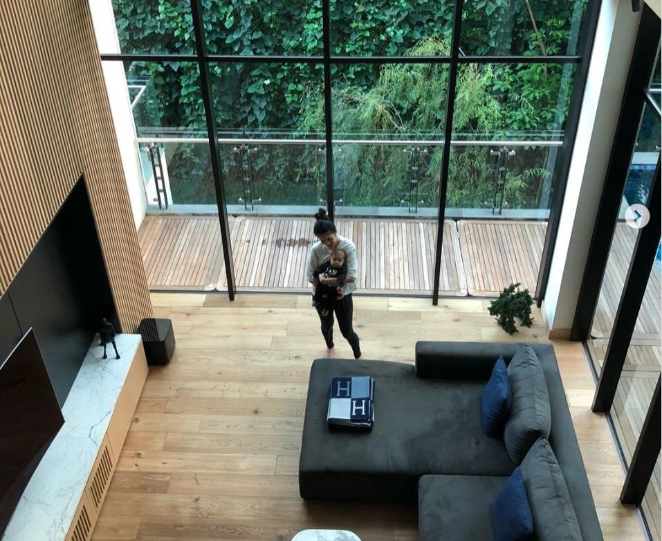 Rumah Sandra Dewi