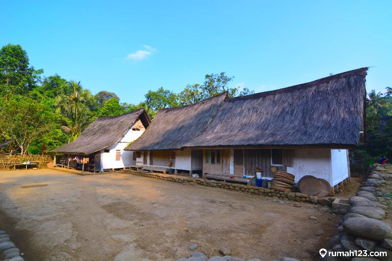 Rumah Adat Jawa Barat Tradisional