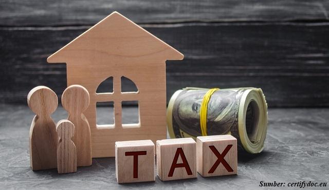 menghitung pajak pembelian rumah