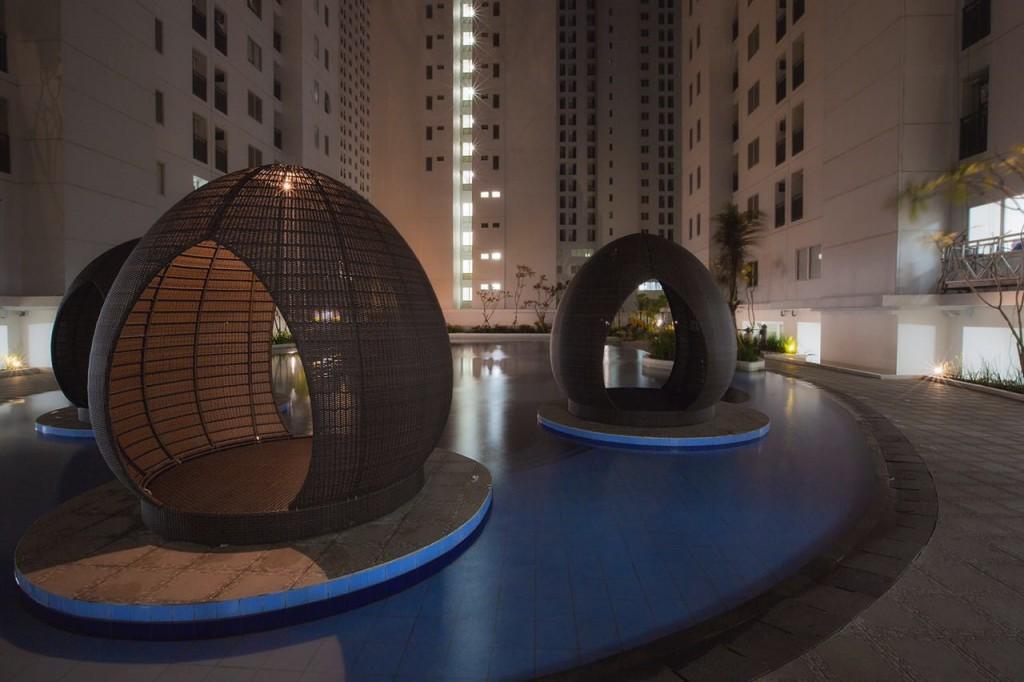 fasilitas apartemen bassura city
