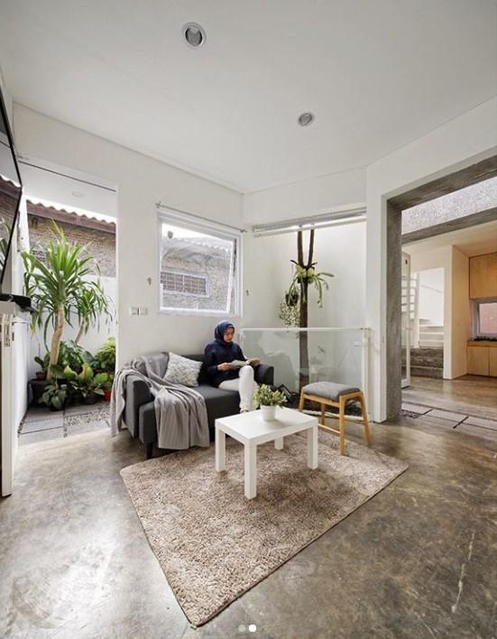 rumah minimalis twin house
