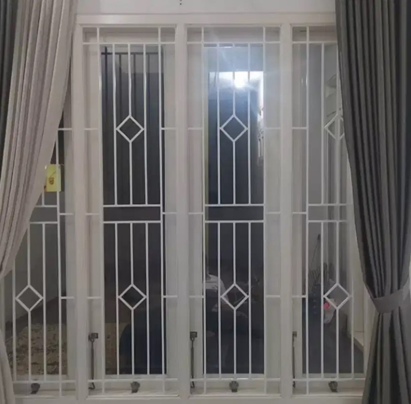 15 Desain Teralis Jendela Minimalis Rumah Aman Tapi Tetap Stylish Rumah123 Com