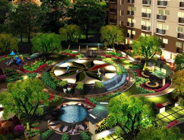 fasilitas puri park view