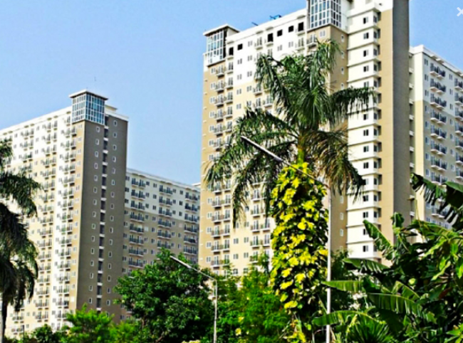puri park view apartemen