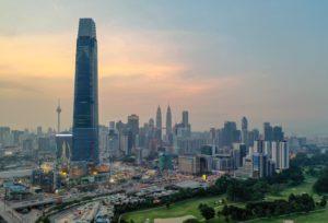 5 Gedung Tertinggi di Asia Tenggara | The Exchange 106 Milik Djoko Tjandra Masuk Daftar