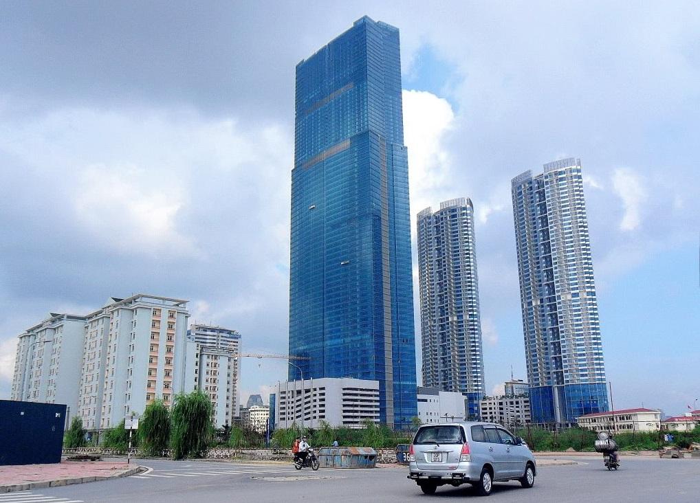 gedung tertinggi di asia tenggara