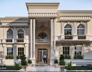 8 Inspirasi Rumah Klasik untuk Kamu yang Suka Tampil Mewah