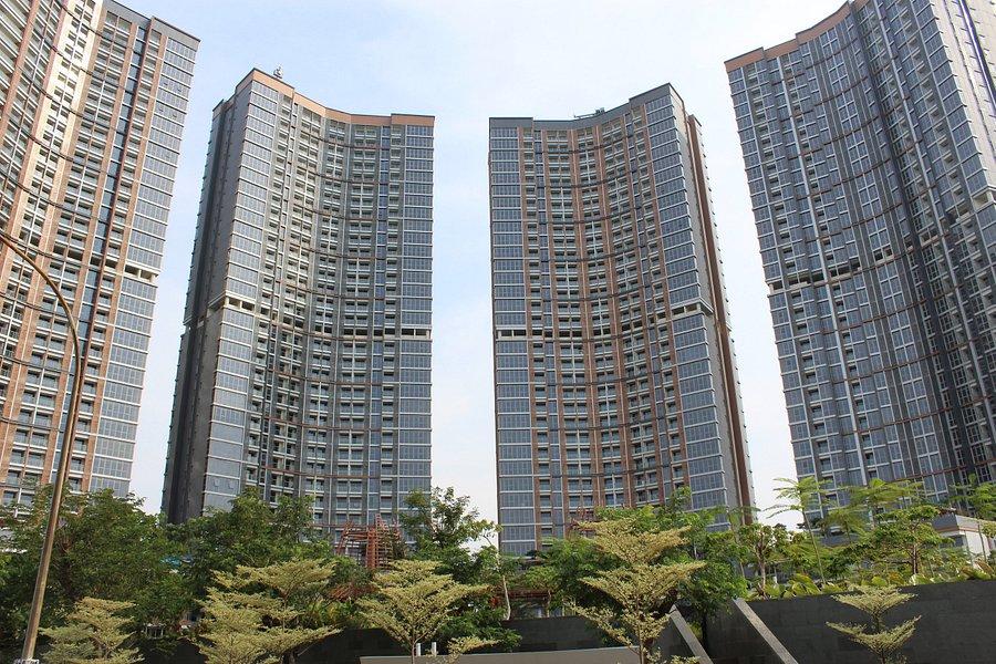 ilustrasi lokasi apartemen