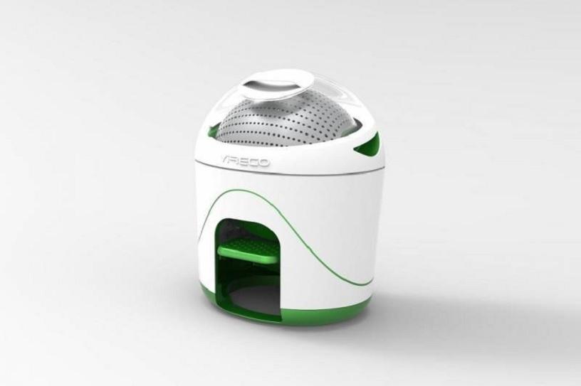 mesin cuci portable tanpa listrik