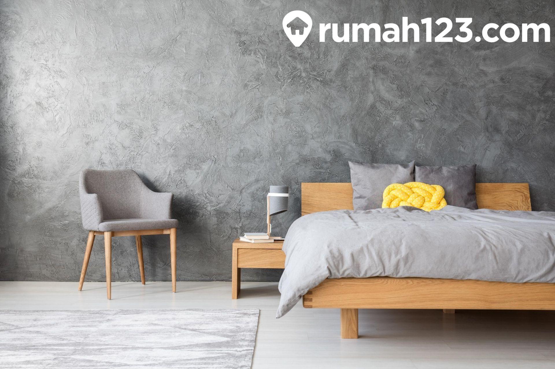 5 Desain Kamar Tidur Minimalis, Walau Kecil Tetap Kelihatan Mewah