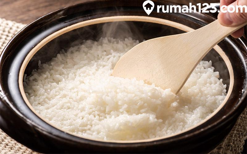 cara memasak nasi