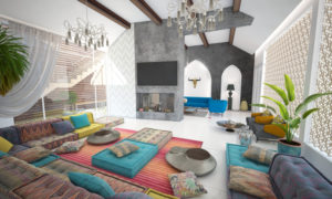 Mau Punya Hunian Anti Mainstream Ala Rumah Maroko? Pastikan Ada 8 Elemen Ini!