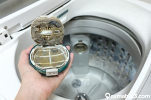 Cara Mudah Membersihkan Mesin Cuci 1 Tabung Tanpa Perlu Dibongkar