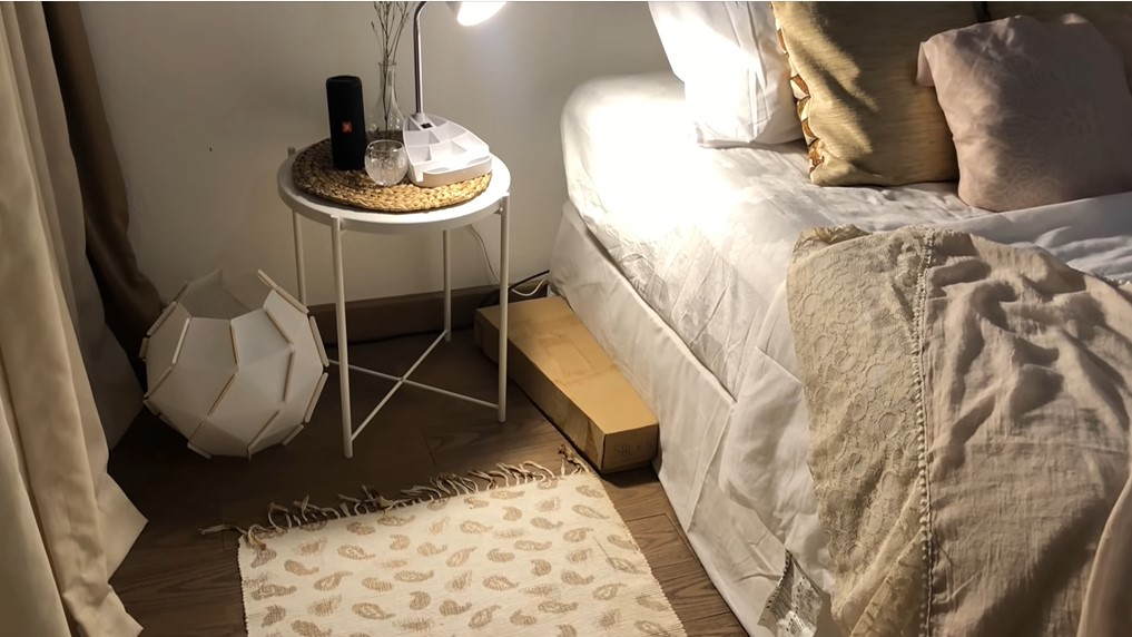 dekorasi kamar minimalis