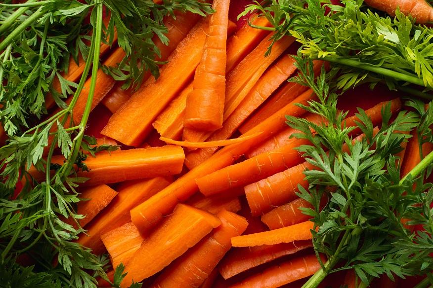 cara menanam wortel
