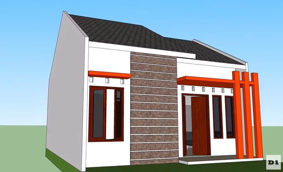 Rab Rumah Type 36 Sebesar Rp60 Juta Hasilnya Apik Banget Rumah123 Com