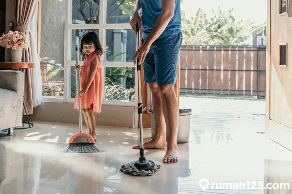 bapak rumah tangga