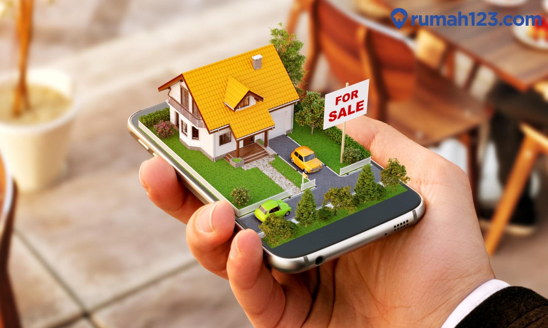 cara menjual properti
