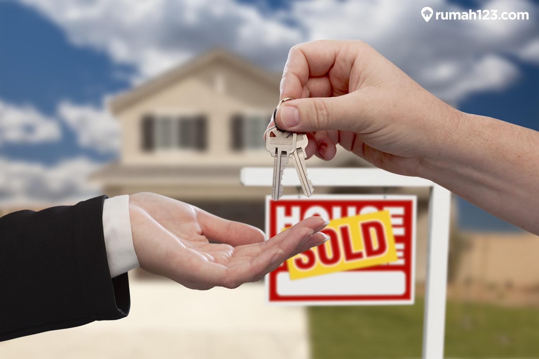 jual rumah atau apartemen