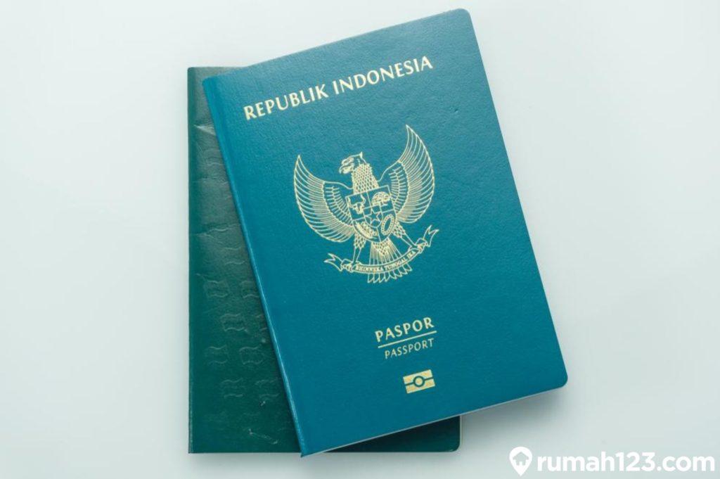 cara mengurus paspor