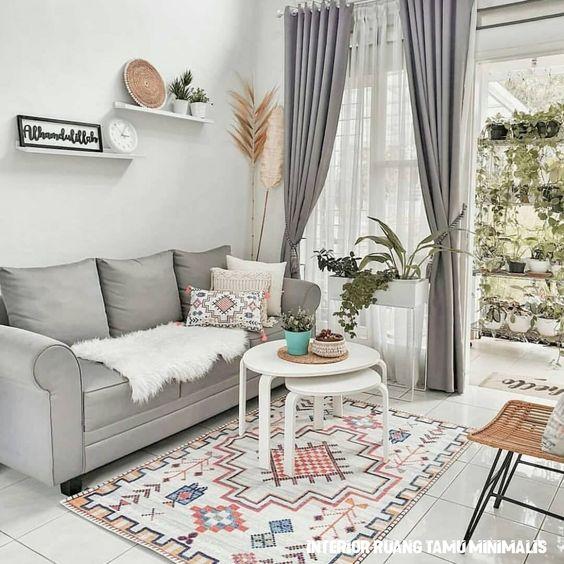 13 Contoh Desain Ruang Tamu Minimalis yang Cocok di Rumah ...