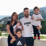 Sebelum Resmi Pergi dari Barcelona, Yuk Intip Rumah Lionel Messi