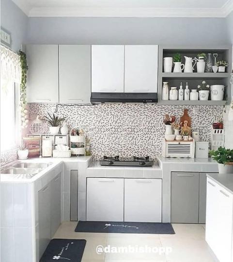 Hasil gambar untuk Inovasi Baru dalam Desain Dapur Bergaya Minimalis