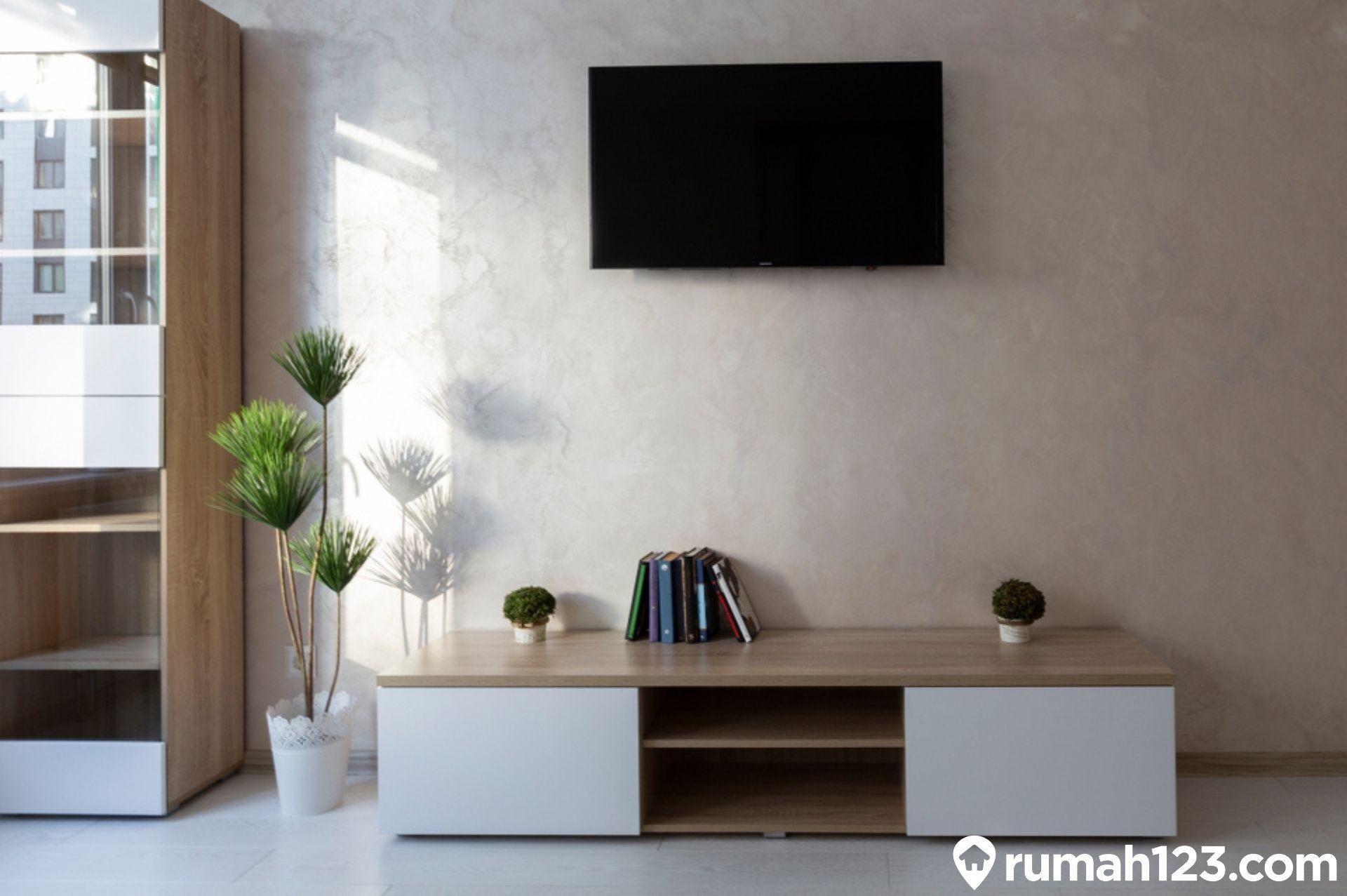 8 Rak Tv Minimalis Modern Termurah Mulai Dari Rp200 Ribuan Rumah123 Com