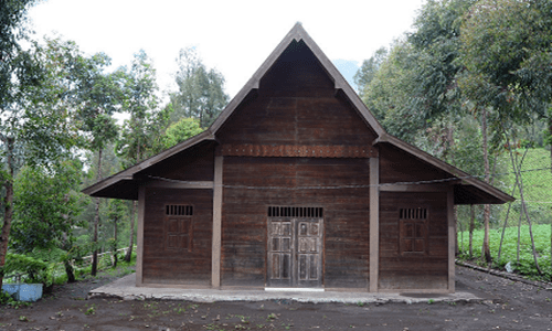 Rumah suku tengger