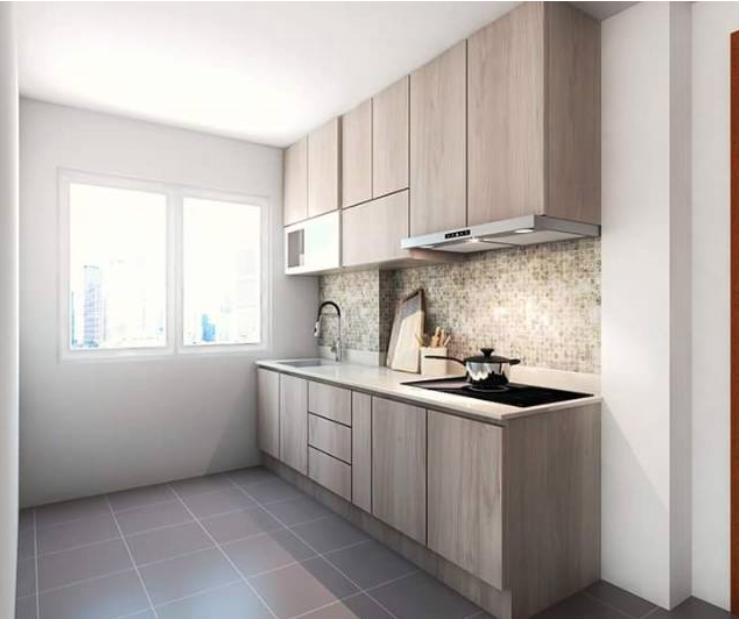 6 harga kitchen set minimalis termurah mulai rp700 ribuan