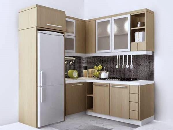 6 Harga Kitchen Set Minimalis Termurah Mulai Rp700 Ribu An Rumah123 Com