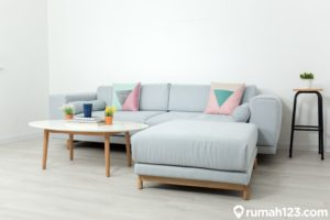 7 Warna Cat Ruang Tamu yang Bikin Ruangan Auto Lebih Luas