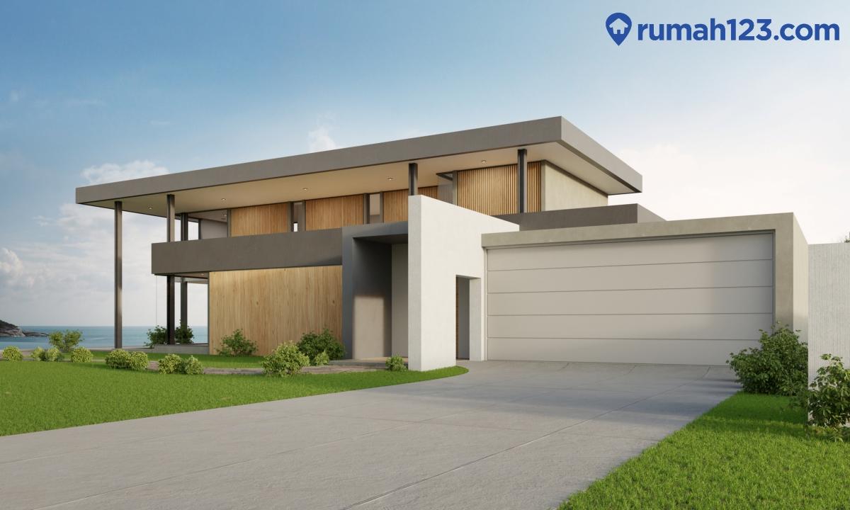 definisi fasad rumah