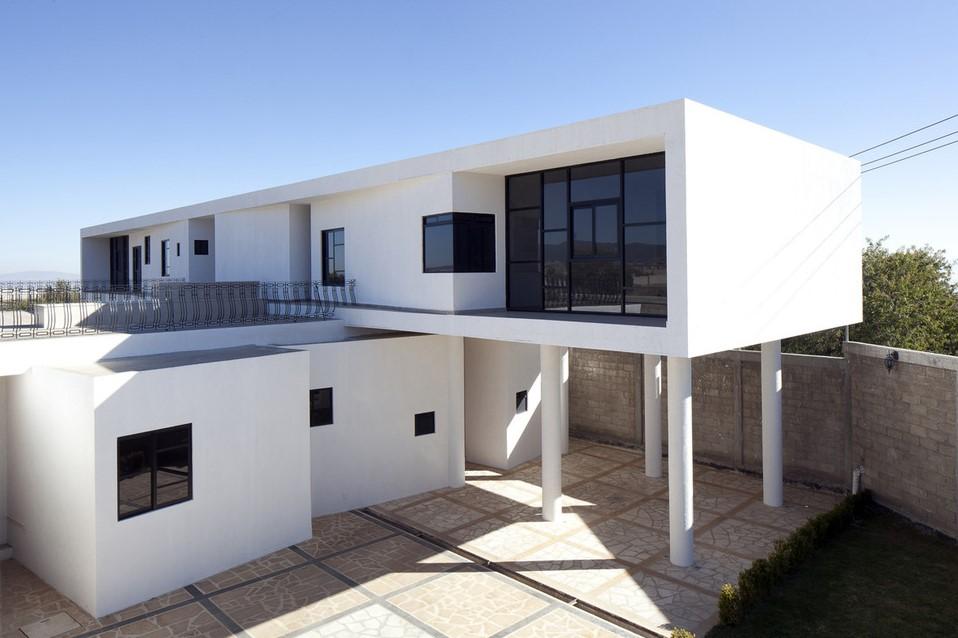 rumah beton anti banjir
