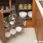 7 Lemari Dapur Minimalis Terbaik Mulai Rp300 Ribuan