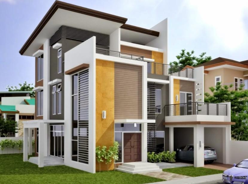 desain rumah tipe 120