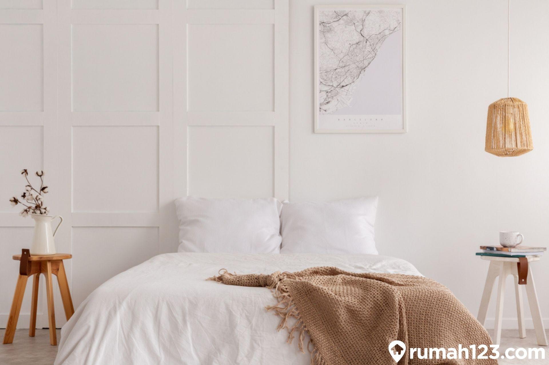 9 Inspirasi Kamar Tidur Sederhana yang Gampang untuk Dicontoh